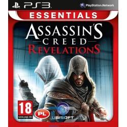 ASSASSIN\'S CREED REVELATIONS ESSENTIALS (PS3)