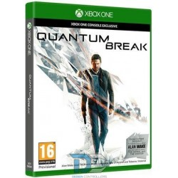 Xbox One Gra Quantum Break