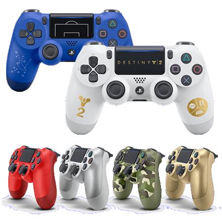 limitowane wersje kontrolerów PS4