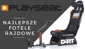 Fotele Playseat